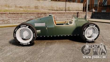 Auto Union Type C 1936 pour GTA 4 est une gauche