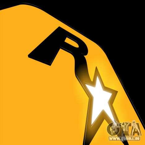 Écrans de chargement Rockstar pour GTA 4