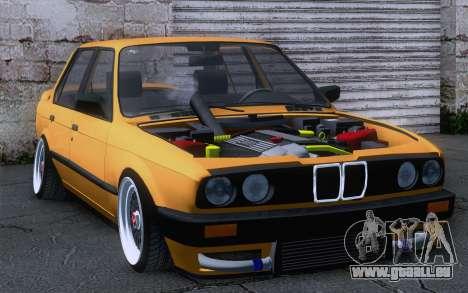 BMW E30 325i pour GTA San Andreas