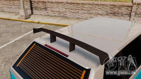 Extreme Spoiler Adder 1.0.7.0 für GTA 4 siebten Screenshot