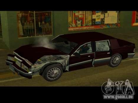 Willard HD (Dodge dynasty) für GTA San Andreas rechten Ansicht