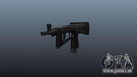 Pistolet mitrailleur pp-2000 v2 pour GTA 4