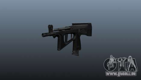 Maschinenpistole pp-2000 v2 für GTA 4