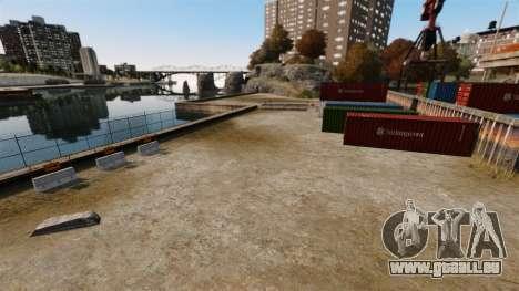 Bohan-Dukes Off Road Track pour GTA 4 dixièmes d'écran