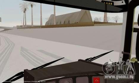 Aktives Dashboard v3. 2 Full für GTA San Andreas fünften Screenshot