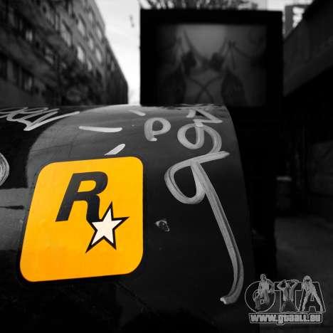Laden Bildschirme Rockstar für GTA 4 siebten Screenshot