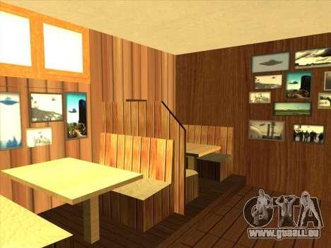 Neue Texturen für den Innenausbau für GTA San Andreas siebten Screenshot