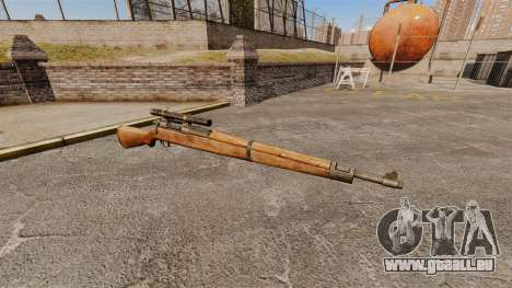M1903A1 Springfield Scharfschützengewehr für GTA 4