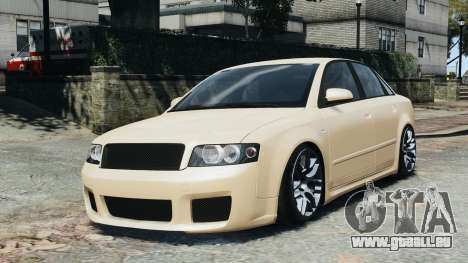 Audi S4 2004 pour GTA 4