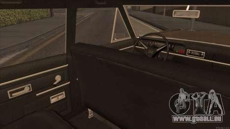 Perennial HD from GTA 3 pour GTA San Andreas vue arrière