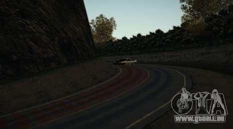 Mappack v1.3 by Naka pour GTA San Andreas troisième écran