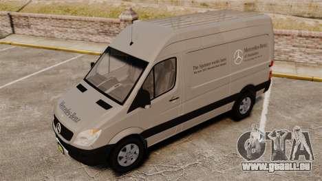 Mercedes-Benz Sprinter 2500 2011 v1.4 für GTA 4 Räder