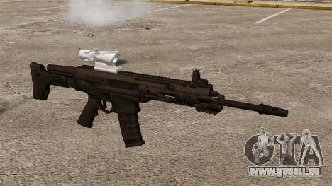Automatique Remington ACR Aeg pour GTA 4