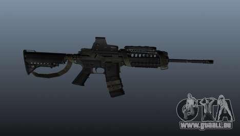 M4 Carbine Sopmod SIRS pour GTA 4 troisième écran