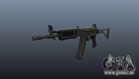 Eine israelische Galil-Sturmgewehr für GTA 4