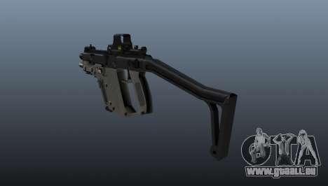 Maschinenpistole Kriss Super V für GTA 4 Sekunden Bildschirm