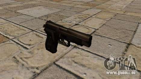 SIG-Sauer P226 Pistol für GTA 4