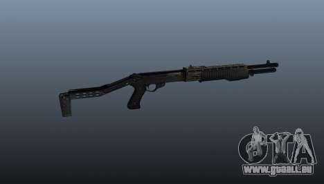 Fusil de chasse Franchi SPAS-12 pour GTA 4 troisième écran