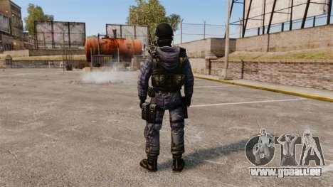 Englische Commando SAS für GTA 4 dritte Screenshot