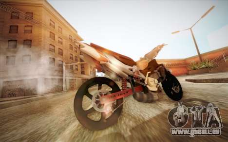 Suzuki 125 Vietnam für GTA San Andreas