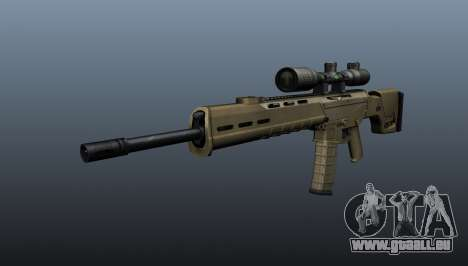 Fusil automatique Magpul Masada pour GTA 4
