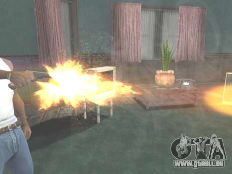 Ruger .22 pour GTA San Andreas sixième écran