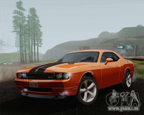 Dodge Challenger SRT-8 2010 pour GTA San Andreas