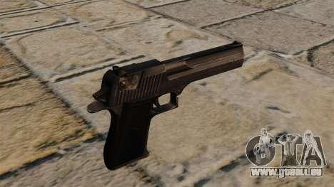 Desert Eagle Pistole Stalker für GTA 4 Sekunden Bildschirm