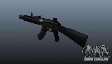 AK-47 SD pour GTA 4 secondes d'écran