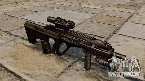 Fusil Steyr AUG A3 pour GTA 4
