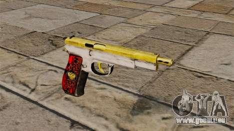 Le nouveau pistolet CZ75 pour GTA 4