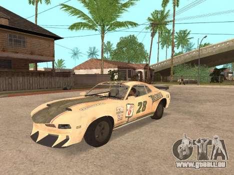 AMC Javelin AMX für GTA San Andreas