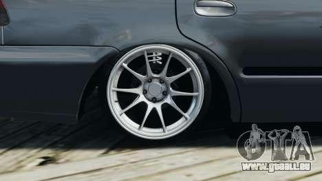 Honda Civic 1.6i ES pour GTA 4 est un côté
