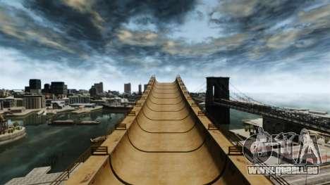 Mega jump für GTA 4 weiter Screenshot