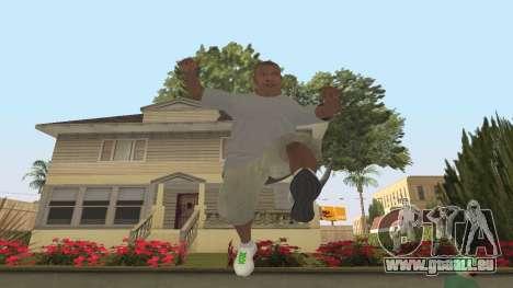 Trevor, Michael, Franklin für GTA San Andreas zehnten Screenshot