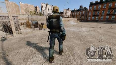 Deutschen GSG-9-Kommando für GTA 4 dritte Screenshot