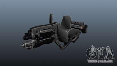 Mitrailleuse légère Typhoon pour GTA 4