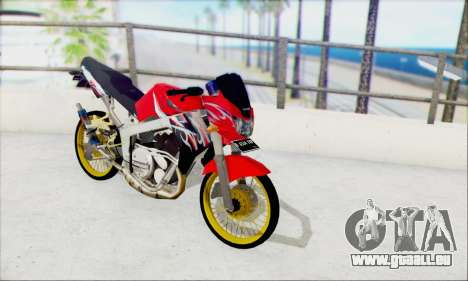 Kawasaki 150L Ninja Series pour GTA San Andreas