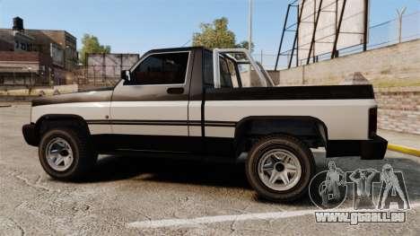 Declasse Rancher 1998 für GTA 4 linke Ansicht