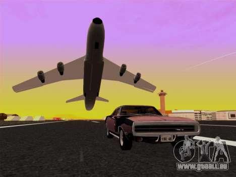 SA_RaptorX v2.0 pour PC faible pour GTA San Andreas neuvième écran