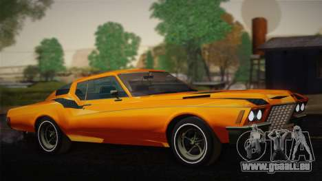 Buick Riviera 1972 Carbine Version pour GTA San Andreas