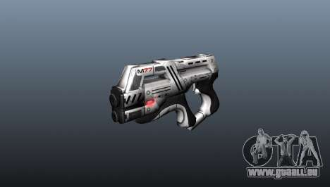 Pistolet M77 Paladin pour GTA 4