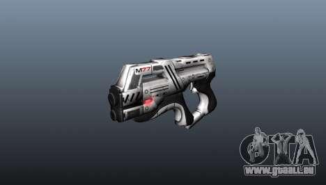 Waffe M77 Paladin für GTA 4