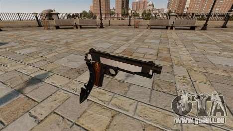 Colt 1911 Pistole Messer für GTA 4