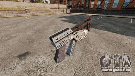 Pistolet M-3 Predator pour GTA 4 secondes d'écran