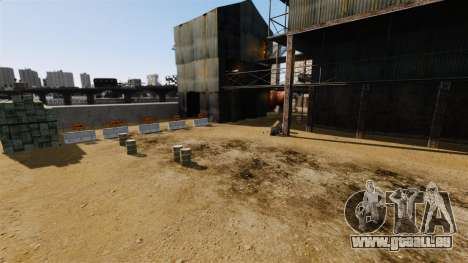 Bohan-Dukes Off Road Track für GTA 4 weiter Screenshot