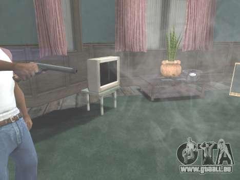 Ruger .22 pour GTA San Andreas cinquième écran