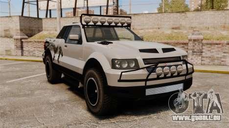 Vapid Contender T-Rex SDT v3.0 pour GTA 4