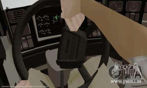 Aktives Dashboard v3. 2 Full für GTA San Andreas her Screenshot