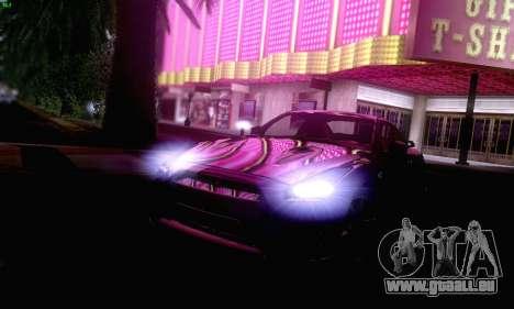 ENBSeries SA_PGAD von ArturIce v1. 0 für GTA San Andreas zweiten Screenshot